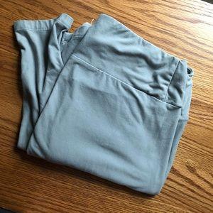 Light Grey TC LuLaRoe leggings